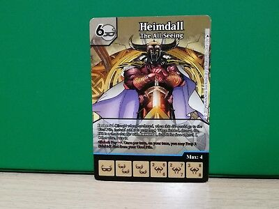 Dice Masters Promo The Mighty Thor - 024 Heimdall