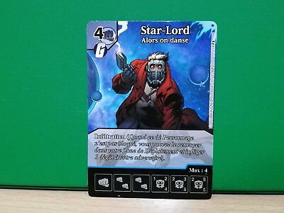 Dice Masters Promo The Guardians of the Galaxy - 073 Star-Lord (French)