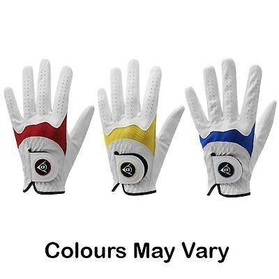Dunlop Kids Tour All Weather Junior Golf Glove Left Hand Gloves Digital