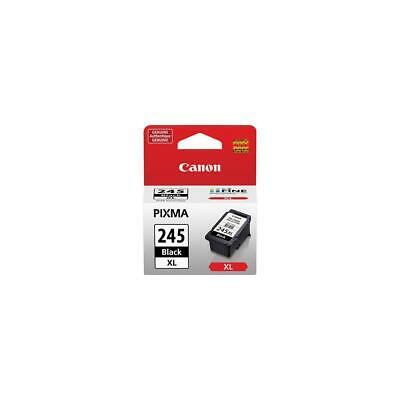 Canon PG-245 XL High Capacity Black Ink Cartridge for PIXMA MG Printers - 12ml