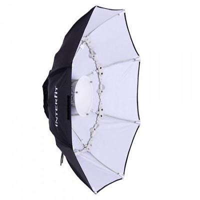 """Interfit Photographic Foldable Beauty Dish with S-Type Fitting, 40"""" #INT783"""