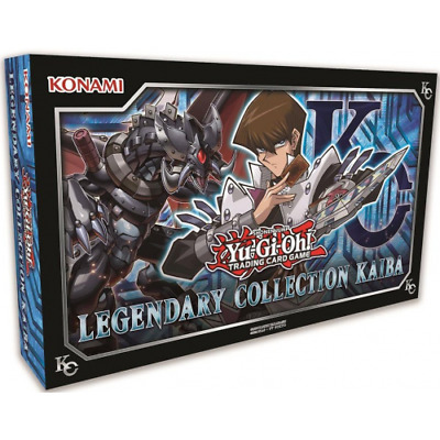 Yu-Gi-Oh! YU-GI-OH! LEGENDARY COLLECTION * Legendary Collection Kaiba Box