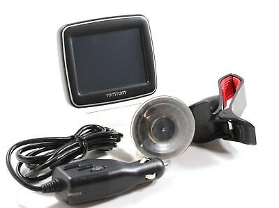 TOMTOM EASE 3.5-INCH Portable GPS Navigator (Black) - ACCEPTABLE