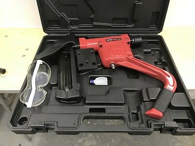 Pneum Floor Nailer / Stapler 3IN, 116 GA 465 SLT Air Nailer Hard Wood Floor Gun