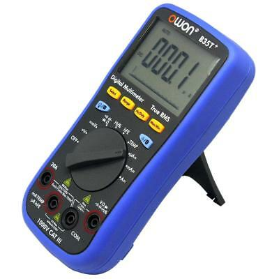 OWON 3-in-1 B35T+ multimeter with True RMS measurement Bluetooth BLE 4.0 PW