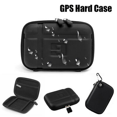 5 Inch Hard GPS Carry Case Bag Cover Waterproof For TomTom GO 5100 5000 510 500