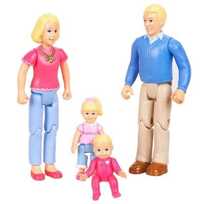 You & Me Happy Together Family Dolls