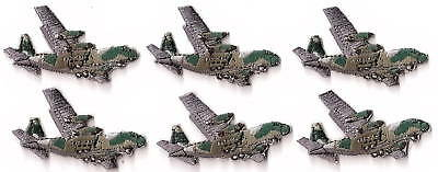 """C130 HERCULES Airplane Aircraft Aviation Collectable Military Applique Patch 2"""""""