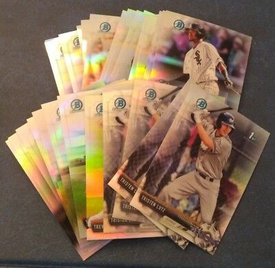 2017 Bowman Chrome Draft Refractor You Pick From List.