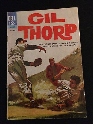 GIL THORPE #1 G Condition