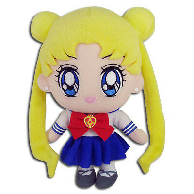 Sailor Moon S Usagi School Uniform Plush Toy New Tag Official Licensed
