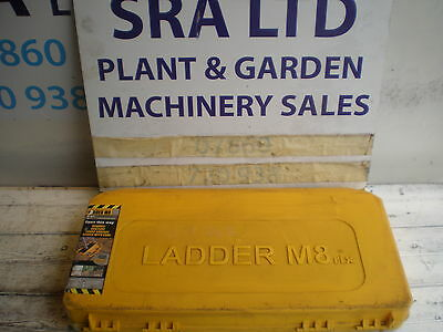 Ladder M8Rix Pro Plus Stabilizer For All Types Of Ground In Carry Case Vat Inc
