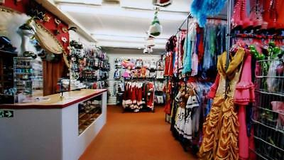 Costume Hire Business for Sale Kent Based  4000+  Theatrical + fancy dress Shop