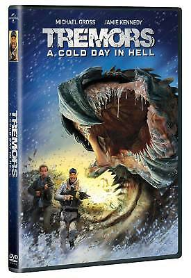 Tremors A Cold Day In Hell  Dvd Horror