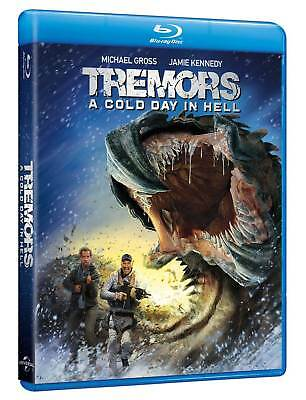 Tremors A Cold Day In Hell - Blu Ray  Blue-Ray Horror
