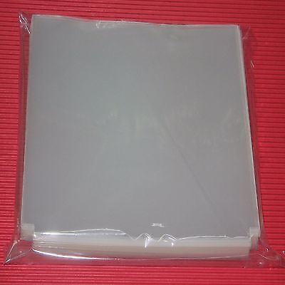 20 - Open Mouth 157mm x 130mm JAPAN Plastic Outer Sleeves For JEWEL CASE CDs