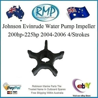 1 x New Water Pump Impeller Johnson Evinrude 200hp-225hp 4/Strokes R 5035040