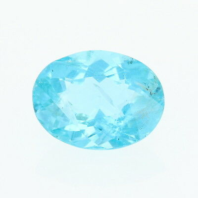 1.15ct Apatite Gemstone - Oval Cut Loose Solitaire
