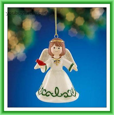 Lenox  Christmas Holiday The Angel's Gift  Ornament  New in Box