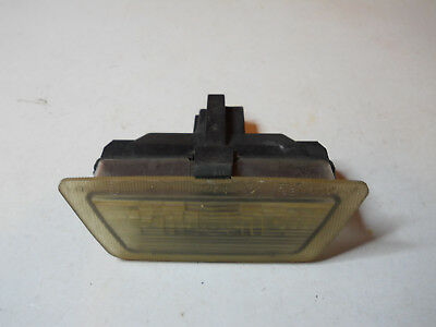 VAUXHALL ASTRA G Mk4 Rear Number Plate Light