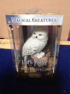Harry Potter Magical Creature 1 Hedwig Noble Collection Nib