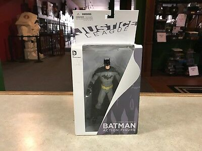 2012 DC Direct Justice League New 52 Batman Jim Lee Action Figure MOC