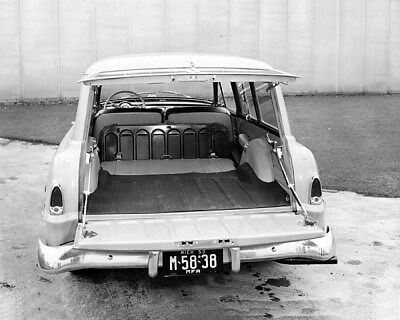 1953 Dodge Station Wagon Factory Photo ca9781