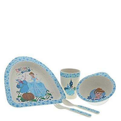 Disney Enchanting A29237 Cinderella Organic Bamboo Dinner Set