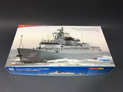 Dream Model DM70011 1/700 Chinese Navy Type 056/056A