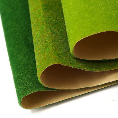 Synthetic Turf Grass Simulation Lawn Garden Artificial Ornament Doll House DIY