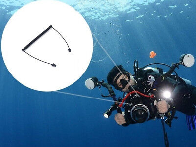 150CM Underwater Diving Strobe Photography Fiber Optic Cable for SEA&SEA Strobe