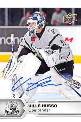 2017-18 Upper Deck AHL Autographs and Team Standout Cards Pick From List