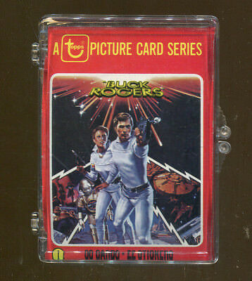 Buck Rogers in the 25th Century TV Show Trading Card Set-Topps-1979