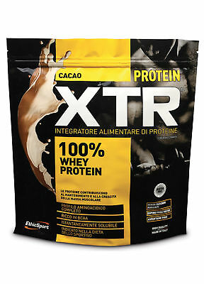 ETHIC SPORT- XTR® CACAO - SCAD. 30/11/20 - 500g