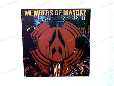 Members Of Mayday - We Are Different GER Maxi 1994 /3