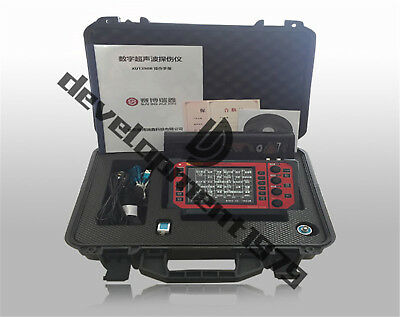 New ultrasonic flaw detector XUT350B 0 ~ 6000 mm