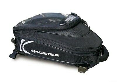 Bagster Motorcycle Motorbike Touring Tank Bag Luggage New Sign - 11 Litres