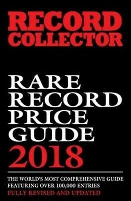 RARE RECORD PRICE GUIDE 2018, Shirley, Ian, 9780956063991