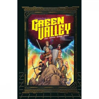 Green Valley Hardcover