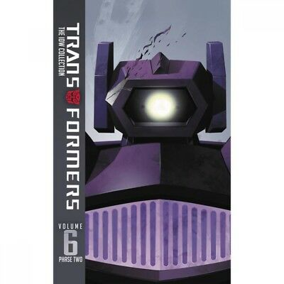 Transformers  IDW Collection: Phase 2: Volume 6 Hardcover