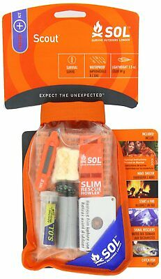 Adventure Medical Kits Sol Scout, 5.40-Ounce