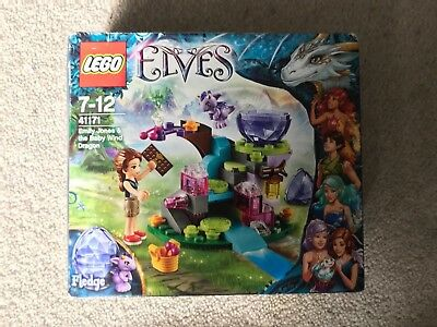 LEGO ELVES 41171 Emily Jones and the Baby Wind Dragon - £18.99 ...