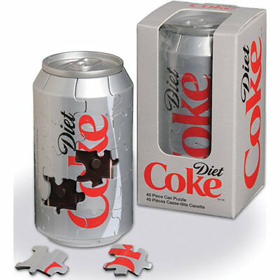 Diet Coke Can Puzzle,  3D Puzzles by Allied Products