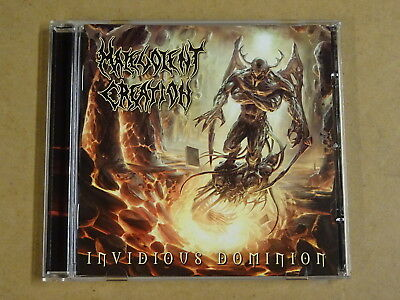 Cd / Malevolent Creation - Invidious Dominion