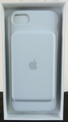 Mint Apple MN012LL/A iPhone 7 Smart Battery Case - White