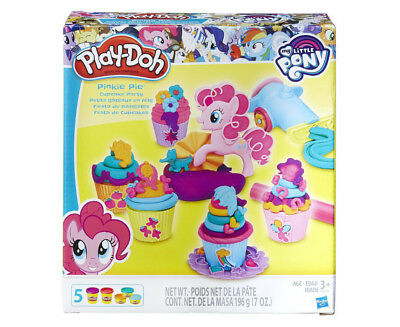 Play-Doh Pinkie Pie Cupcake Party Set - My Little Pony
