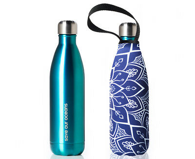 BBBYO Future Bottle & Carry Cover 750mL - Tokyo Print