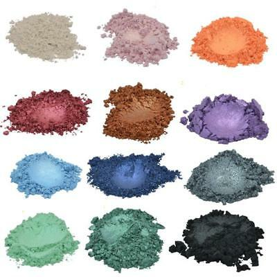 MICA COLORANT PIGMENT EYESHADOW COSMETIC GRADE LUXURY GLITTER POWDER 3 gram JAR