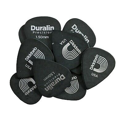 D'Addario - Planet Waves Guitar Picks  10 Pack  Duralin Precision Extra Heavy
