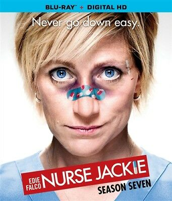 NURSE JACKIE SEASON 7 New Sealed Blu-ray